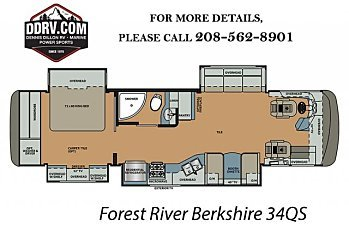 2019 Forest River Berkshire for sale 300166762