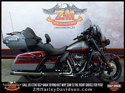 2019 Harley-Davidson CVO for sale 200620662