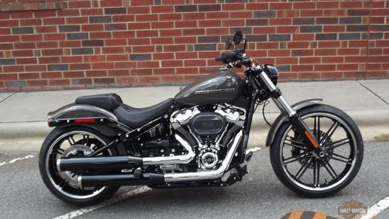 2019 Harley-Davidson Softail Breakout 114 for sale 200619115