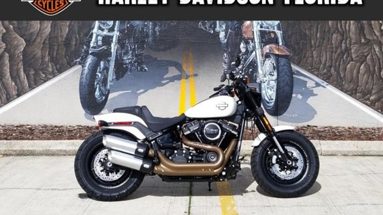 2019 Harley-Davidson Softail Fat Bob for sale 200621843