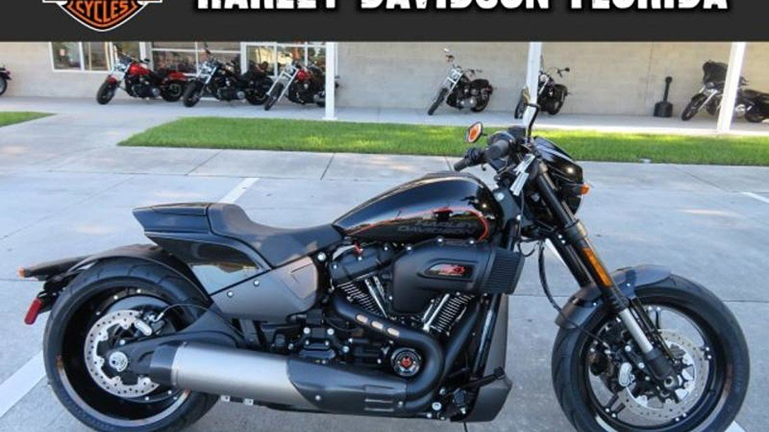 2019 Harley-Davidson Softail FXDR 114 for sale 200622142