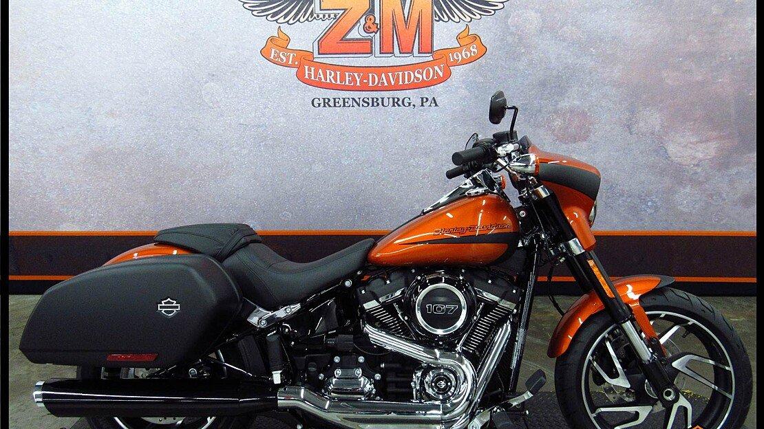 2019 Harley-Davidson Softail for sale 200624362