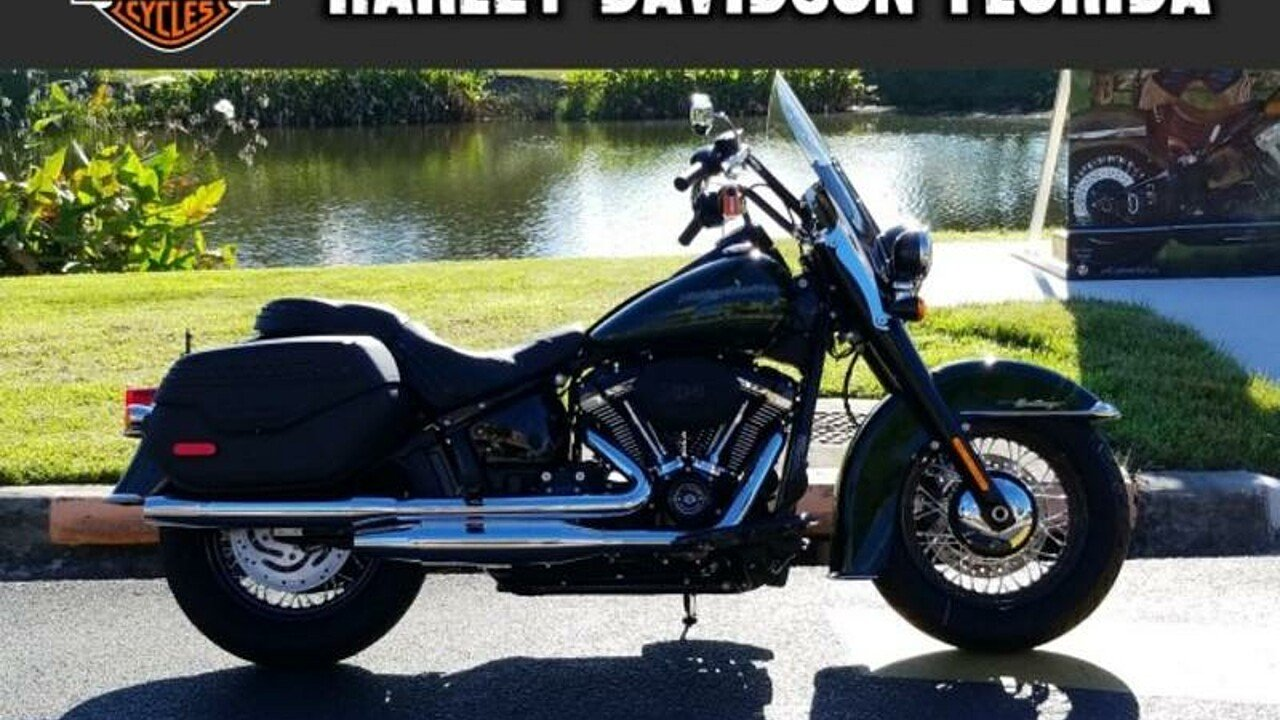 2019 Harley-Davidson Softail Heritage Classic 114 for sale 200624453