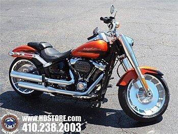 2019 Harley-Davidson Softail Fat Boy 114 for sale 200625825
