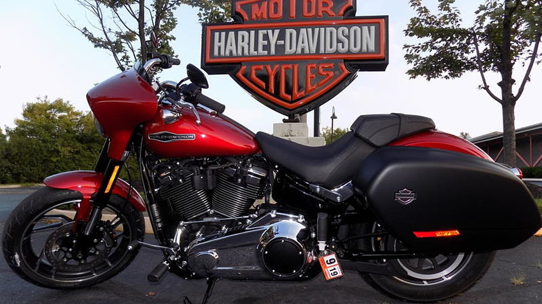 2019 Harley-Davidson Softail for sale 200627411