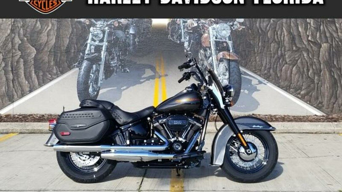 2019 Harley-Davidson Softail Heritage Classic 114 for sale 200628345