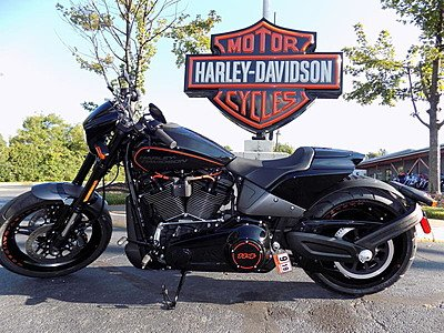 2019 Harley-Davidson Softail for sale 200621203