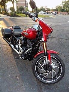 2019 Harley-Davidson Softail for sale 200627411