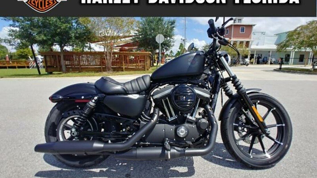 2019 Harley-Davidson Sportster Iron 883 for sale 200622188
