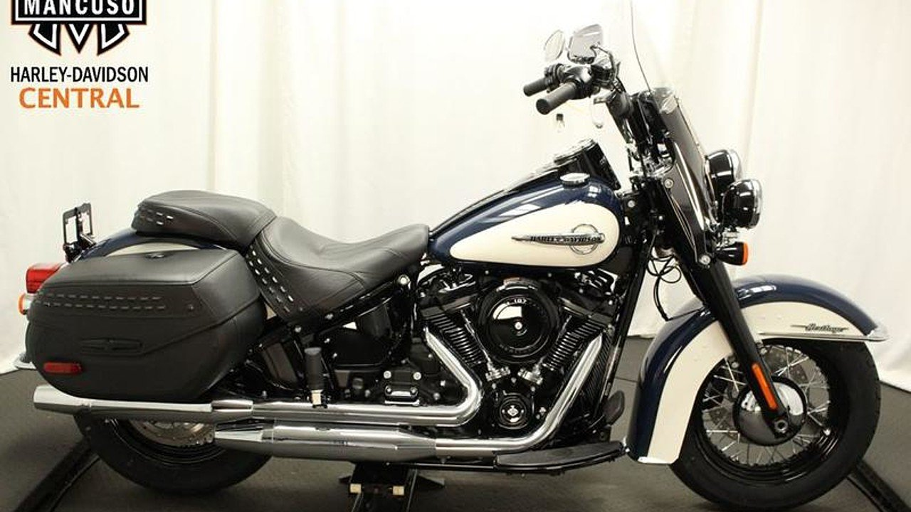 2019 Harley-Davidson Touring Heritage Classic for sale 200618736