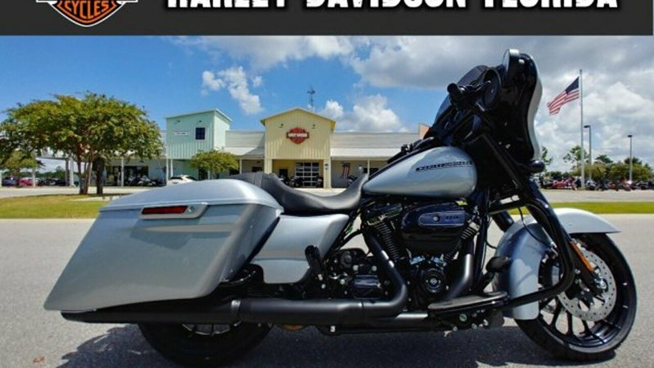 2019 Harley-Davidson Touring Street Glide Special for sale 200619230
