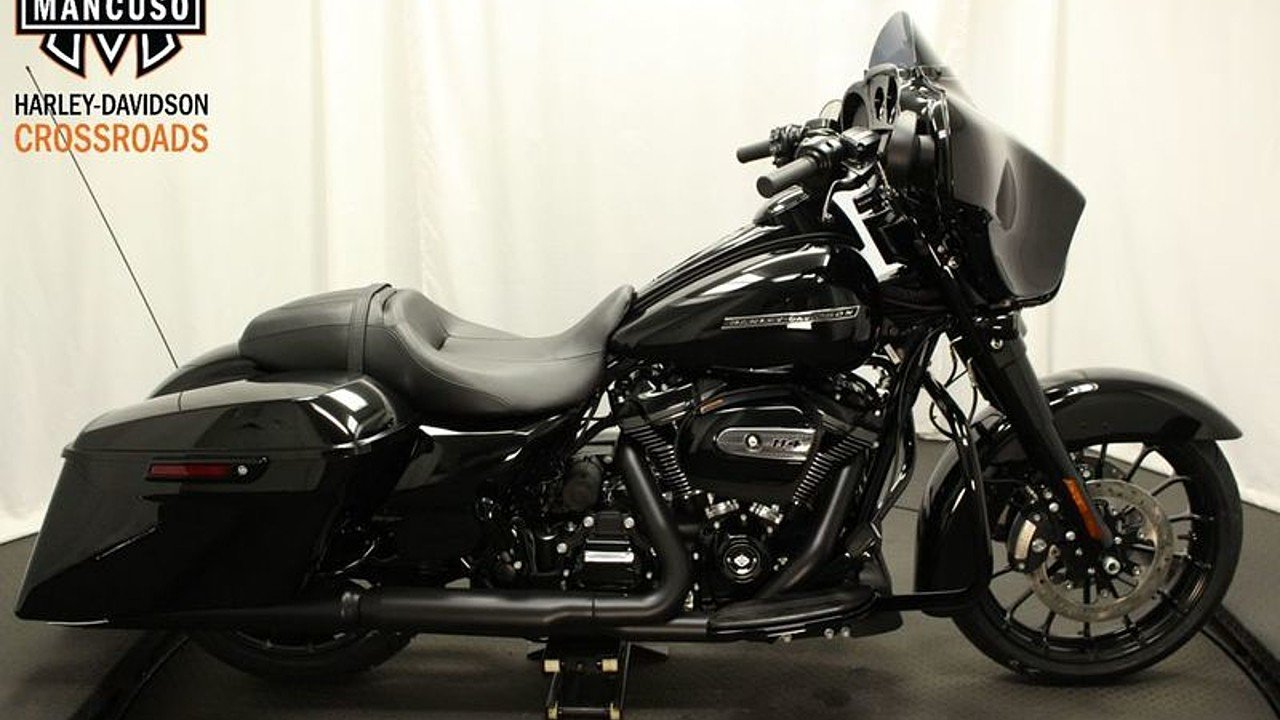 2019 Harley-Davidson Touring Street Glide Special for sale 200620740
