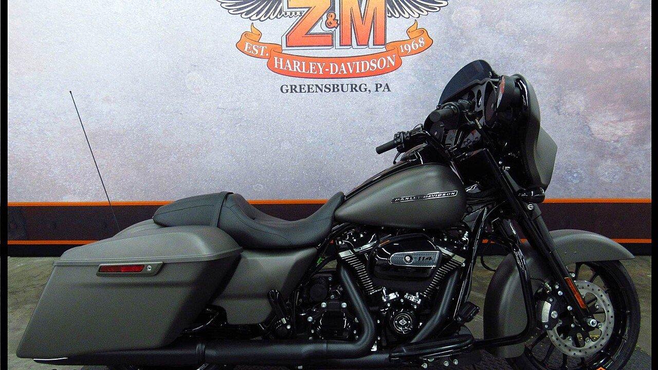 2019 Harley-Davidson Touring for sale 200621597
