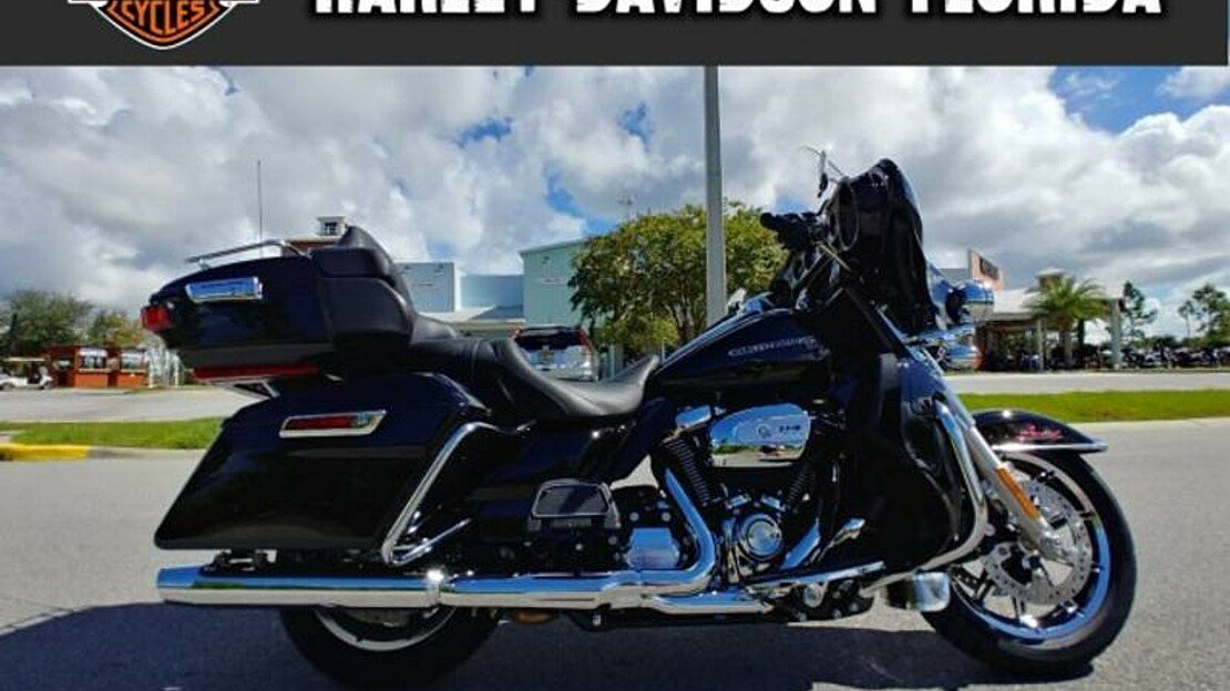 2019 Harley-Davidson Touring Ultra Limited for sale 200622151