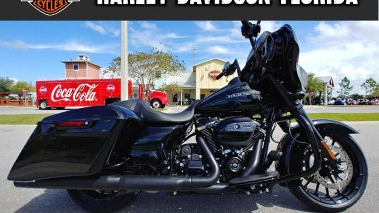 2019 Harley-Davidson Touring Street Glide Special for sale 200622156
