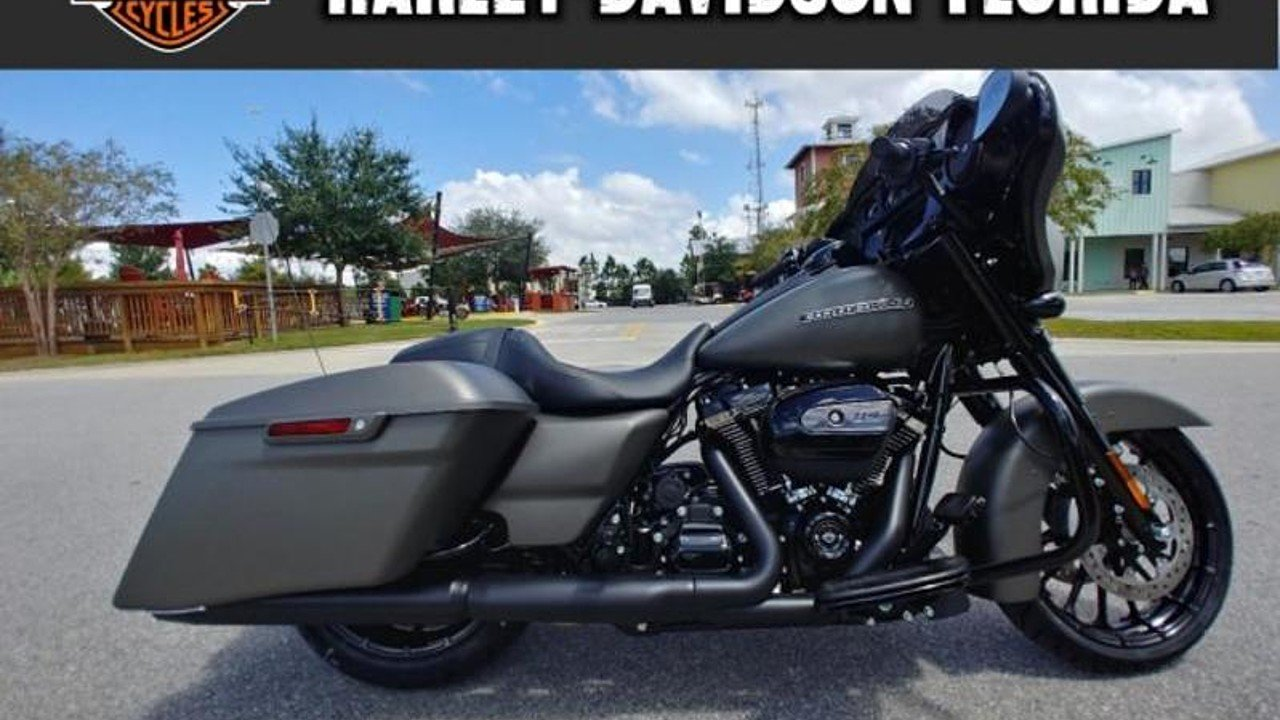 2019 Harley-Davidson Touring Street Glide Special for sale 200622162