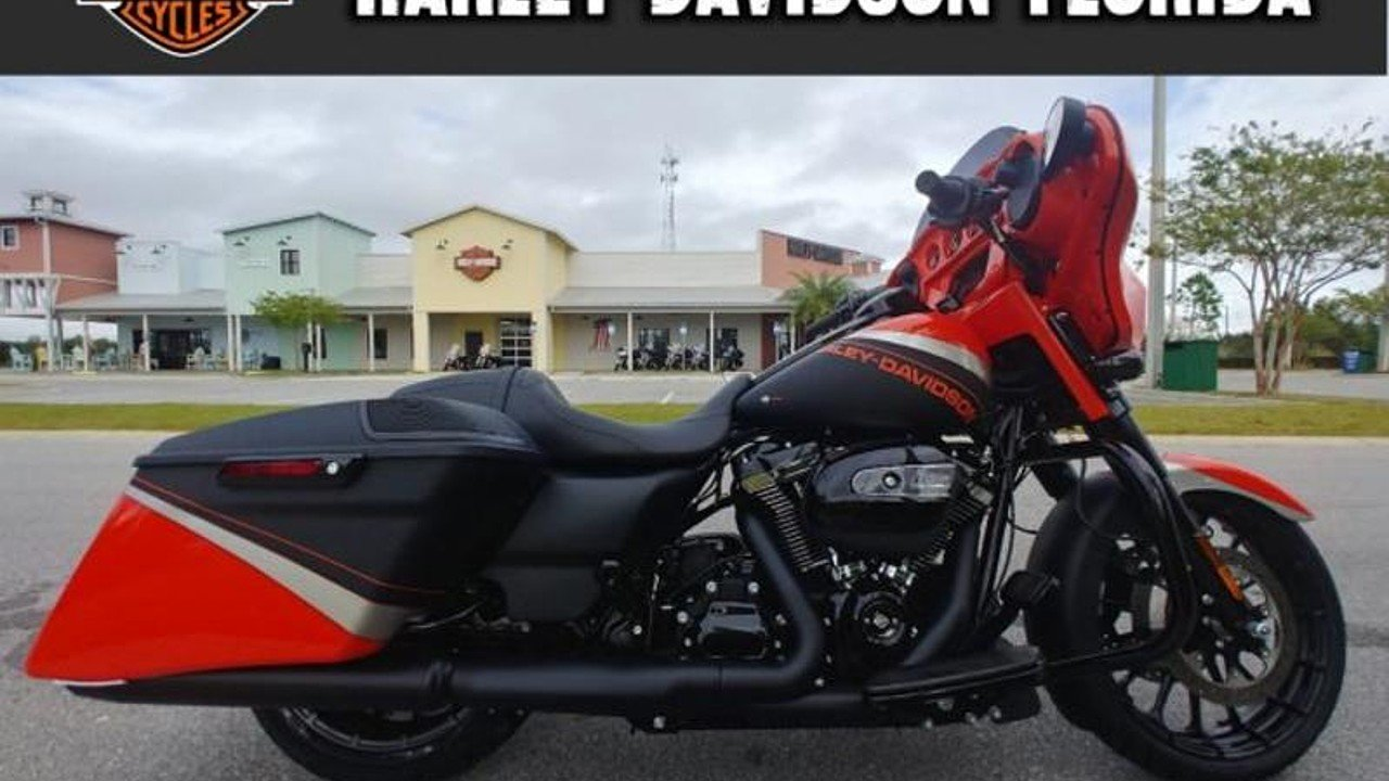 2019 Harley-Davidson Touring Street Glide Special for sale 200622198