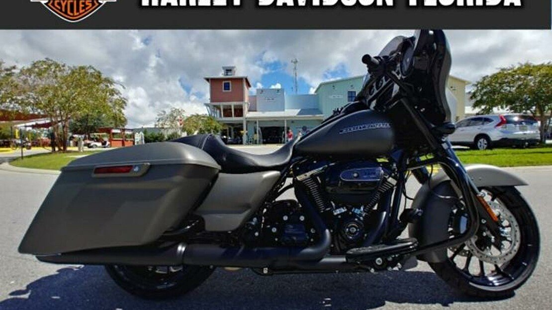 2019 Harley-Davidson Touring Street Glide Special for sale 200622210