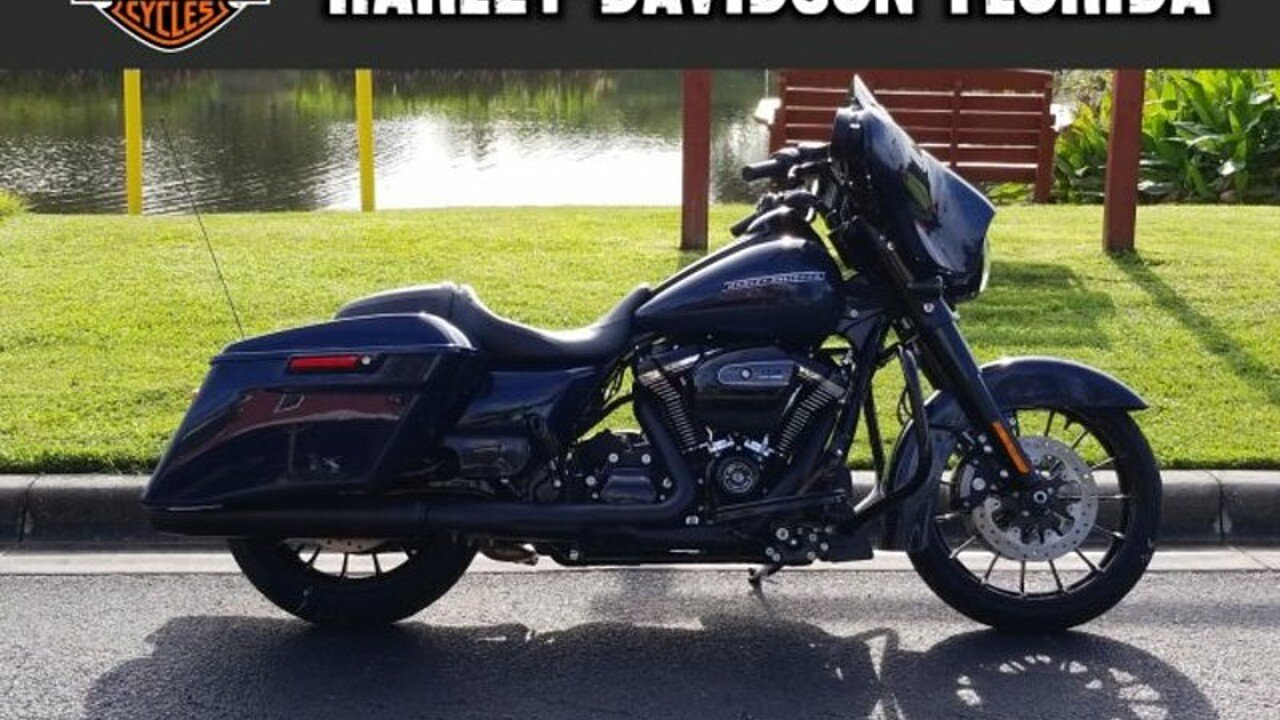 2019 Harley-Davidson Touring Street Glide Special for sale 200622225