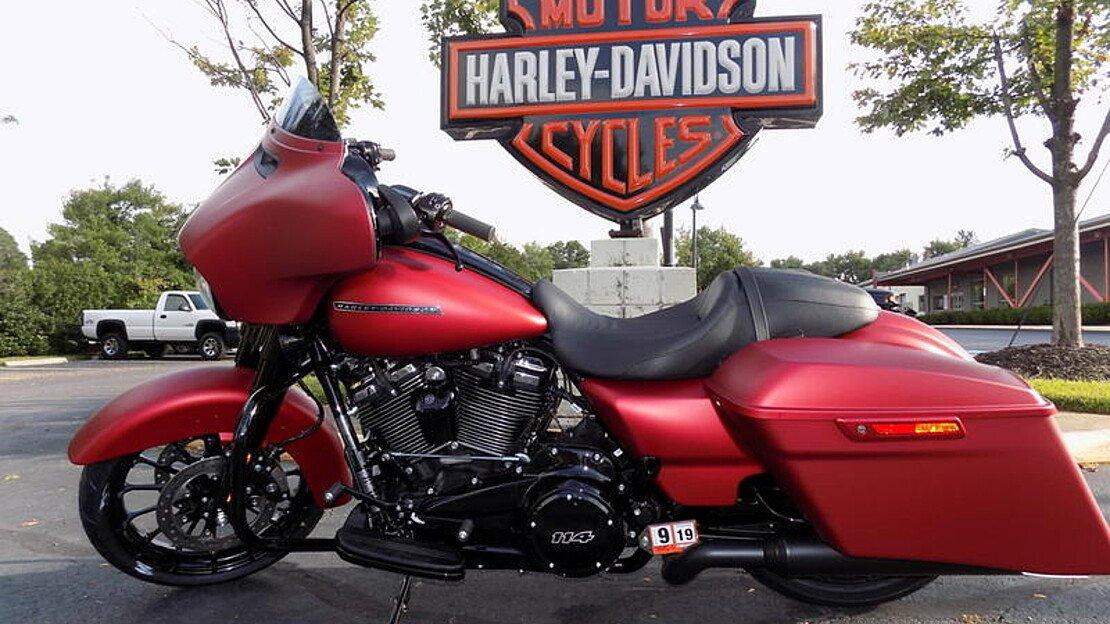 2019 Harley-Davidson Touring for sale 200627419