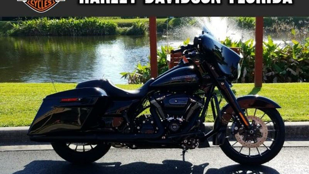 2019 Harley-Davidson Touring Street Glide Special for sale 200627729