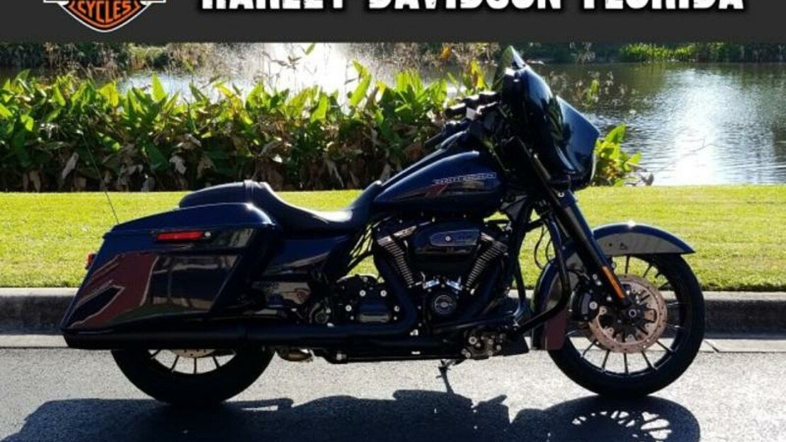 2019 Harley-Davidson Touring Street Glide Special for sale 200627730