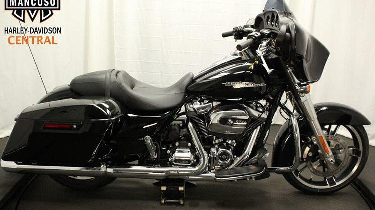 2019 Harley-Davidson Touring Street Glide for sale 200627737