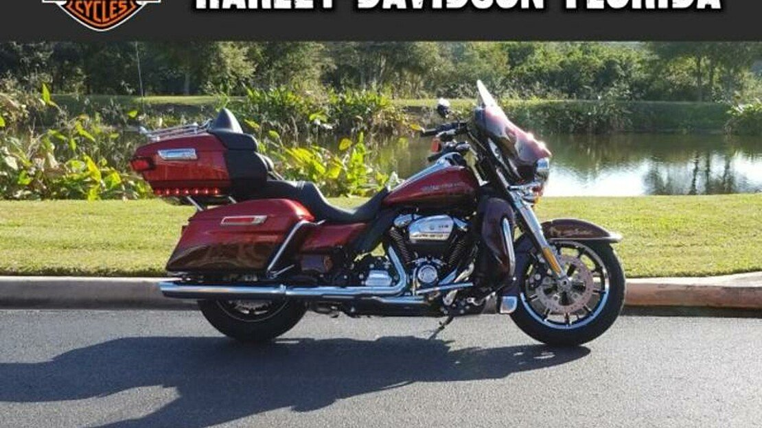 2019 Harley-Davidson Touring Ultra Limited Low for sale 200646989