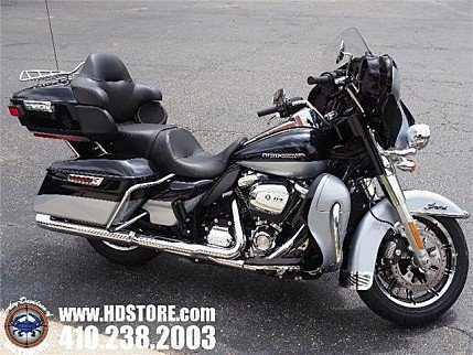 2019 Harley-Davidson Touring Ultra Limited for sale 200625817
