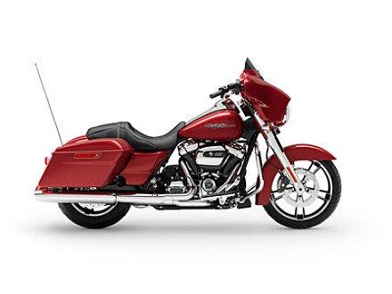 2019 Harley-Davidson Touring Street Glide for sale 200627160