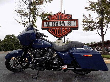 2019 Harley-Davidson Touring for sale 200627420