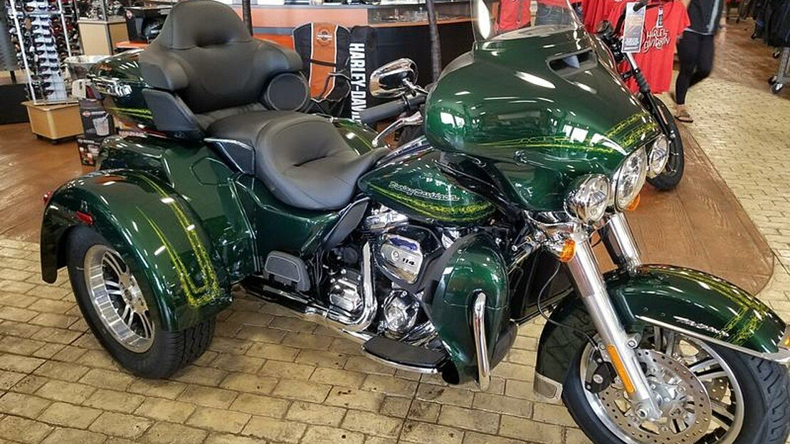 2019 Harley-Davidson Trike for sale 200625008