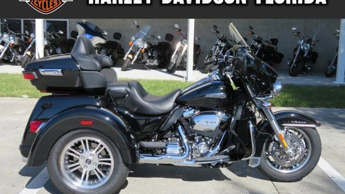 2019 Harley-Davidson Trike Tri Glide Ultra for sale 200625313