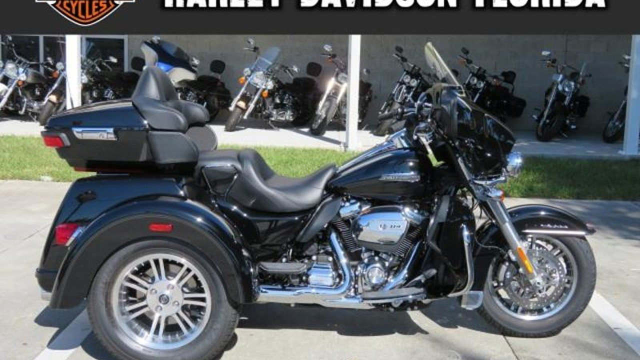 2019 Harley-Davidson Trike Tri Glide Ultra for sale 200625319