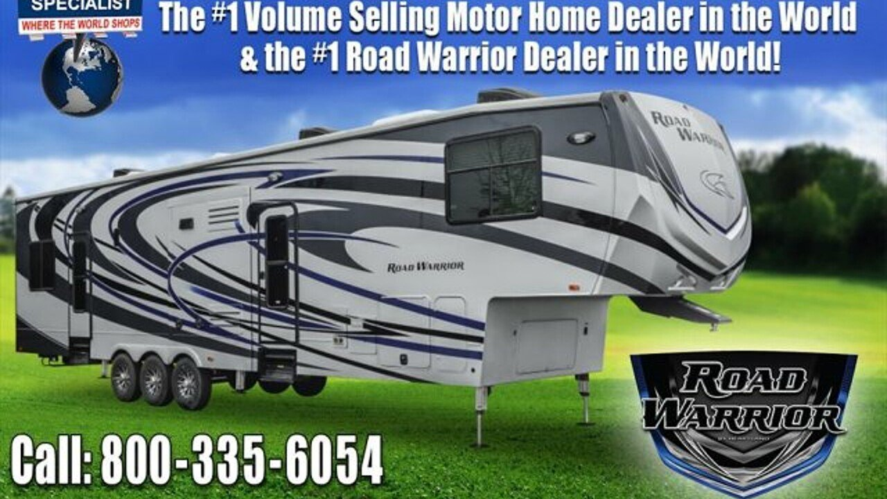 2019 Heartland Road Warrior for sale 300159080
