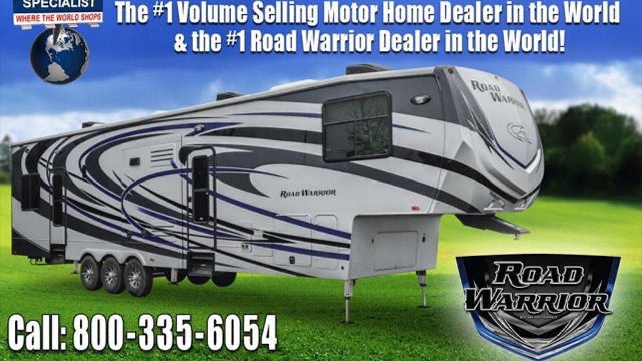 2019 Heartland Road Warrior for sale 300159094