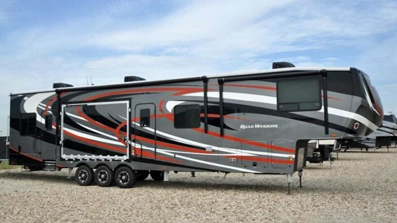 2019 Heartland Road Warrior for sale 300159103
