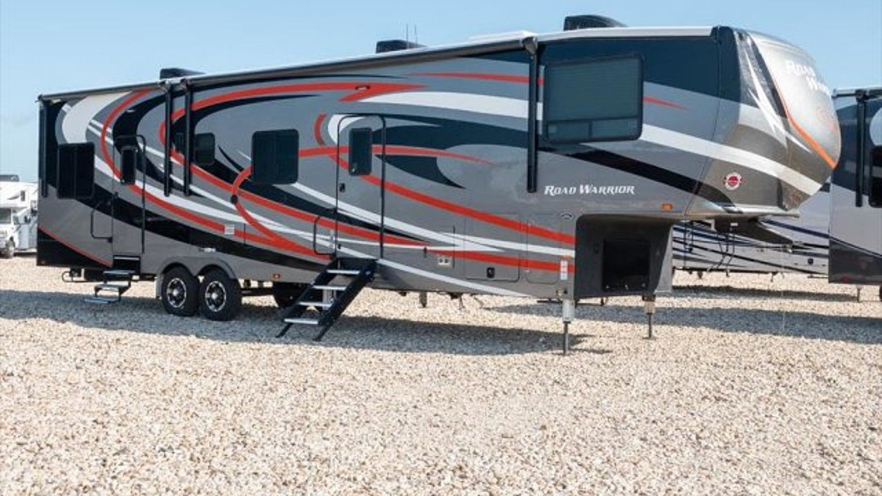 2019 Heartland Road Warrior for sale 300167201