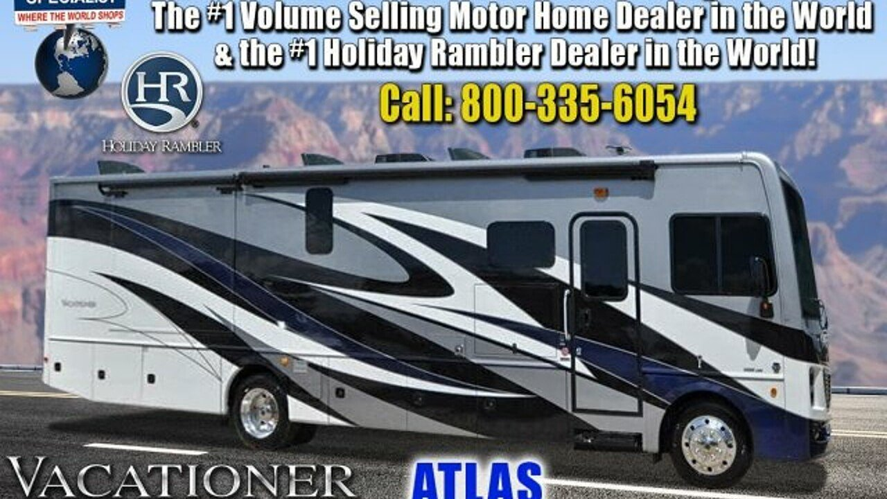 2019 Holiday Rambler Vacationer for sale 300173614