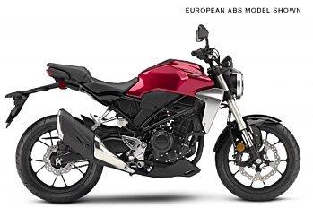 2019 Honda CB300R for sale 200621280