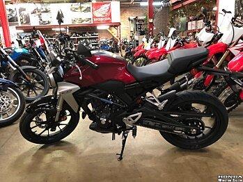 2019 Honda CB300R for sale 200624026
