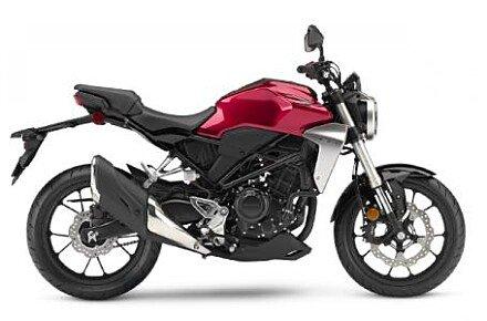 2019 Honda CB300R for sale 200618093
