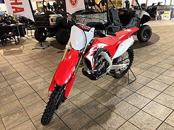 2019 Honda CRF250R for sale 200638195