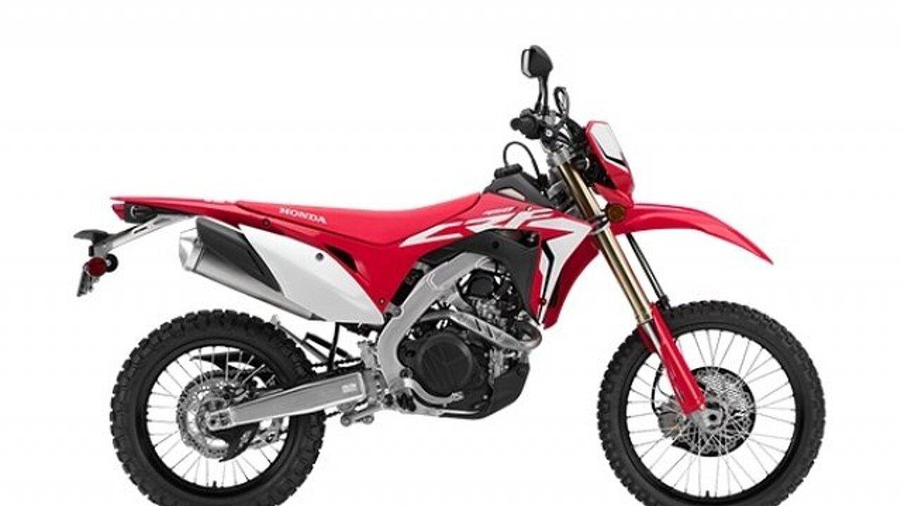 2019 Honda CRF450L for sale 200586867