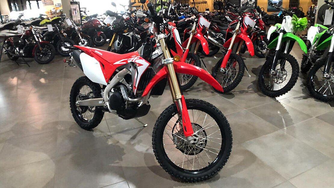 2019 Honda CRF450L for sale 200687501