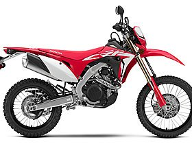 2019 Honda CRF450L for sale 200640089
