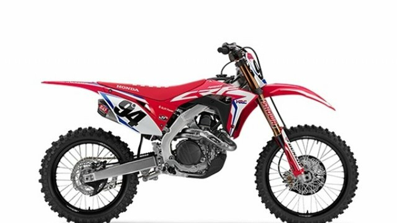 2019 Honda CRF450R for sale 200586866