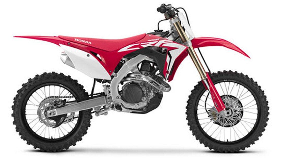 2019 Honda CRF450R for sale 200611820