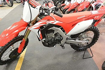 2019 Honda CRF450R for sale 200614104