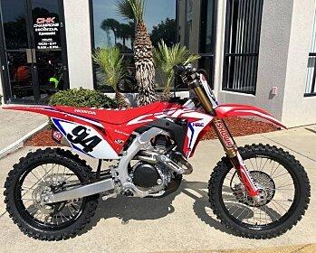 2019 Honda CRF450R for sale 200618121